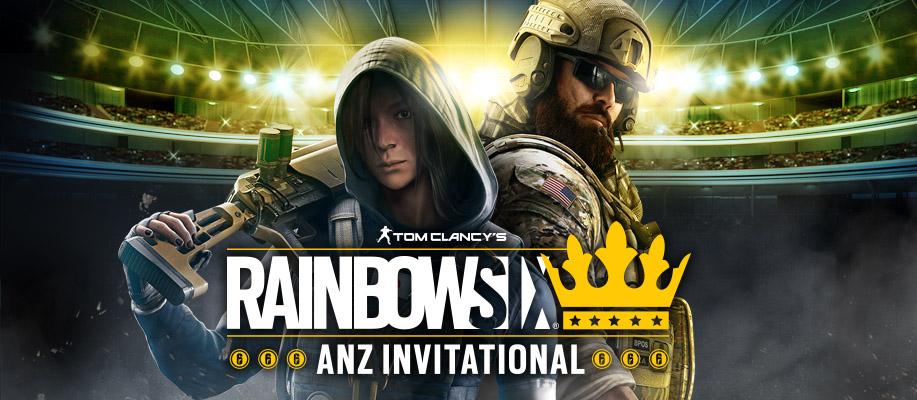 Athletico Esports takes home the 2017 ANZ Rainbow Six Siege championship