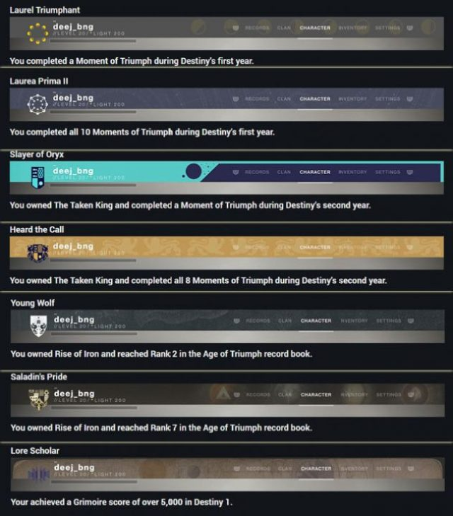 Destiny 2 Guide: How to find and equip Emblems | PowerUp!