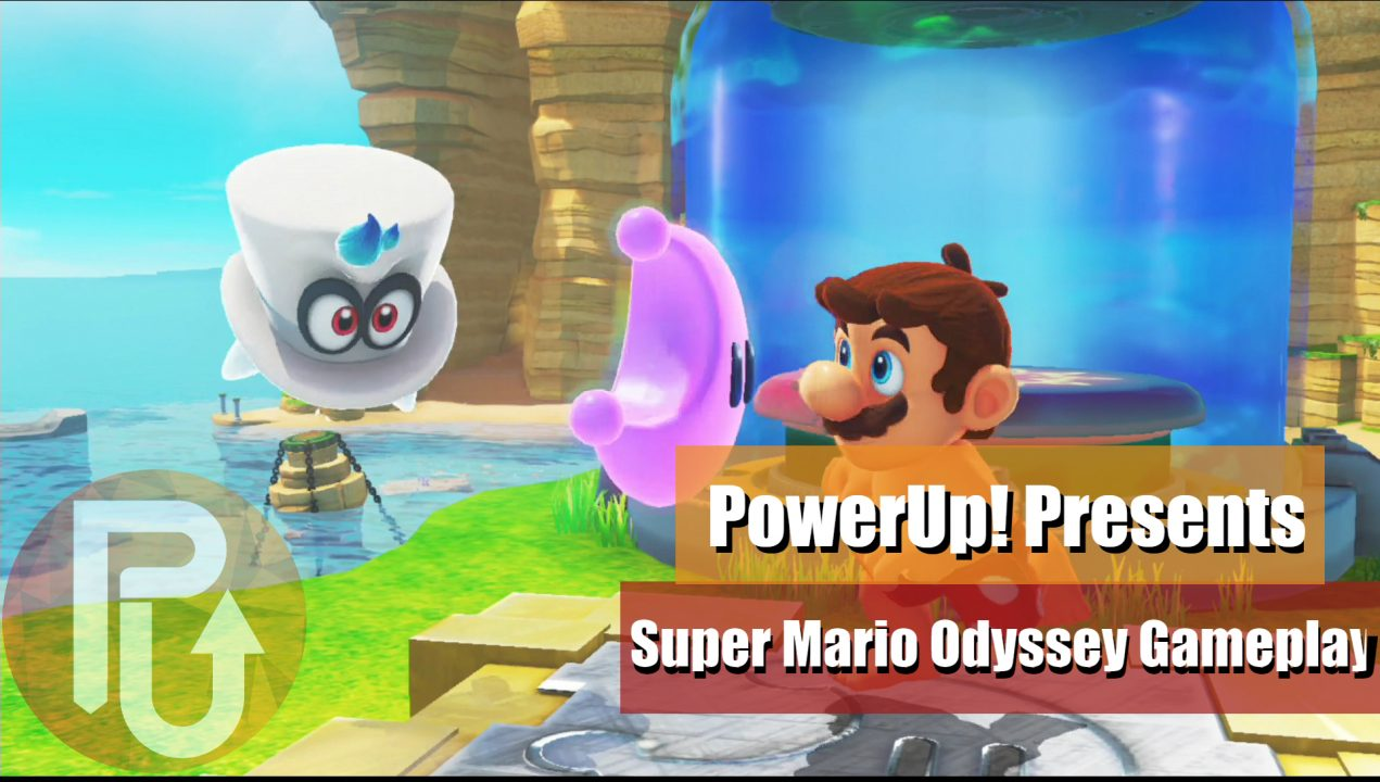 Brand new Super Mario Odyssey gameplay footage from our hands-on preview