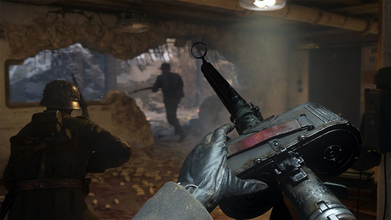 Call of Duty: WWII pre-orders come with double XP for multiplayer