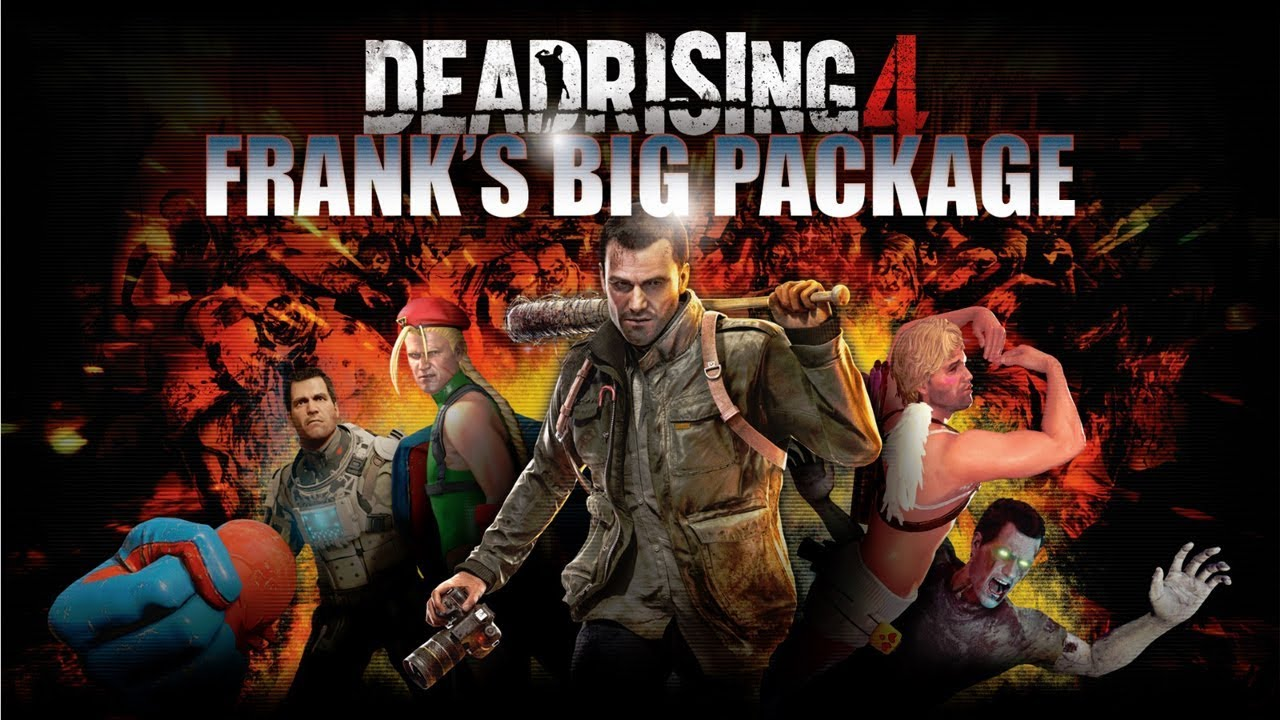 Dead Rising 4 is delivering a big package to PS4 players this Xmas