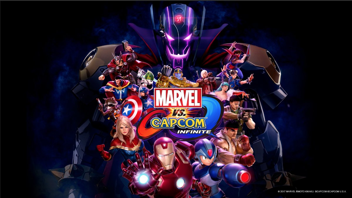 Review – Marvel vs Capcom: Infinite