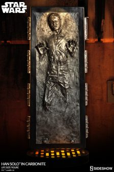 Playstation Is Giving Away A Life Size Han Solo Frozen In