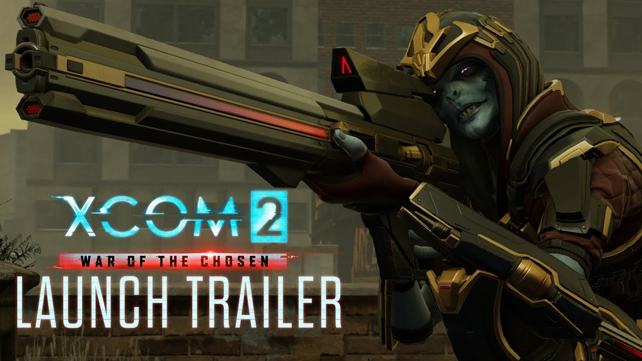 "XCOM 2 expansion ""War of the Chosen"" available now on PC, coming to PS4 & Xbox One next week"