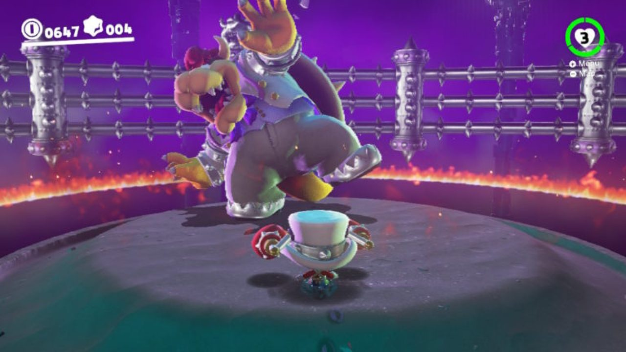 how to play super mario odyssey 2 player