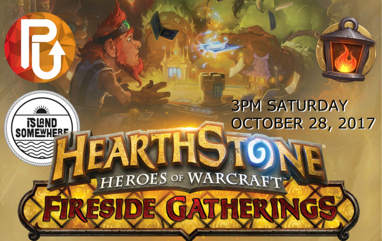[CANCELLED] Join our PAX Aus HearthStone Fireside Gathering at Island Somewhere