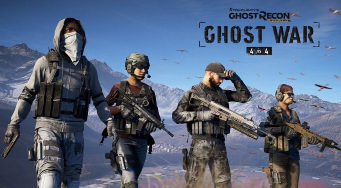Ghost Recon: Wildlands is free-to-play this weekend | PowerUp!