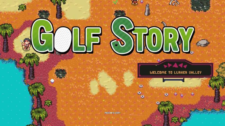Golf Story Guide - How to find and return the Idol