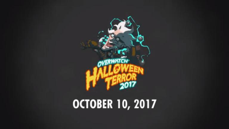 Overwatch Halloween Terror 2017 skins leaked