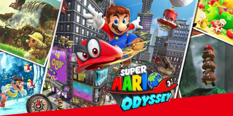<h1> Review &#8211; Super Mario Odyssey <br> <h3> | Capitalising on the Switch