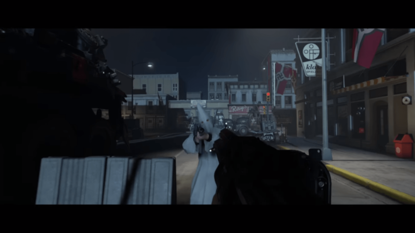 Wolfenstein Ii The New Colossus Takes Aim At Nazis And The Ku