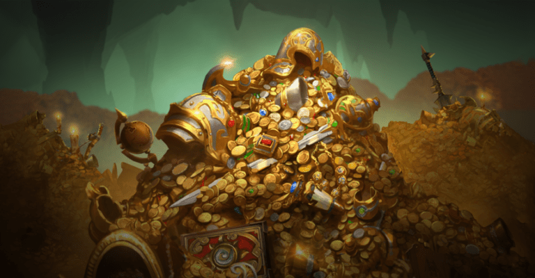 "Hearthstone's ""Kobolds and Catacombs"" expansion has a release date"