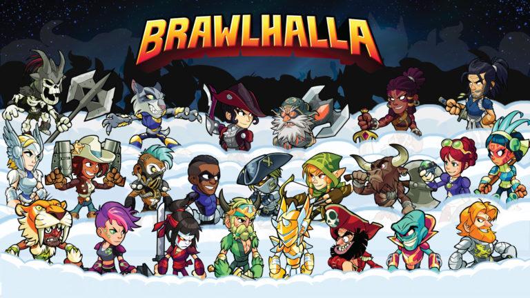 <h1> Review &#8211; Brawlhalla <br> <h3>   Brawling Platformer