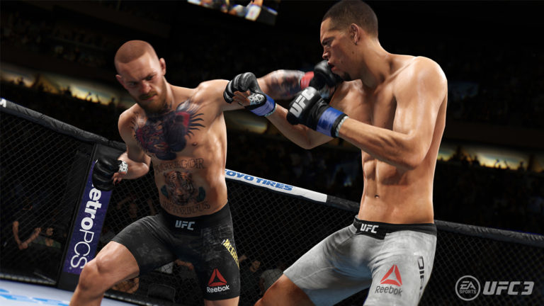 EA UFC 3 closed beta live, includes 15 fighters