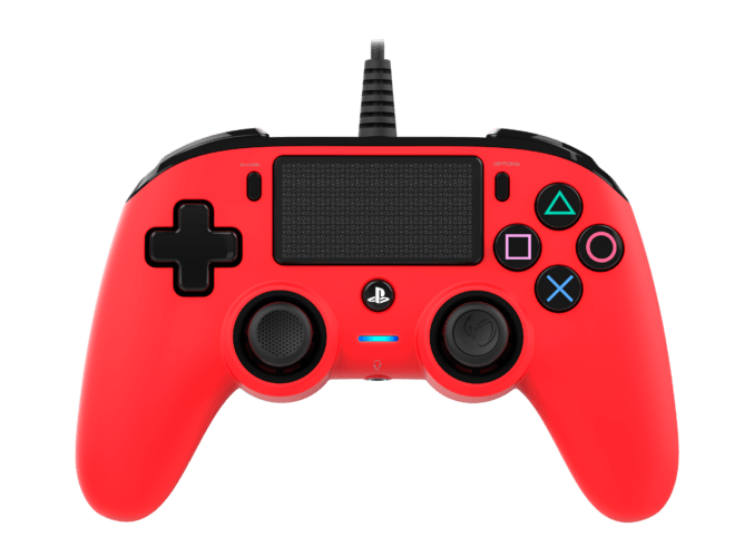 NACON Wired Compact Controller Review   PowerUp!