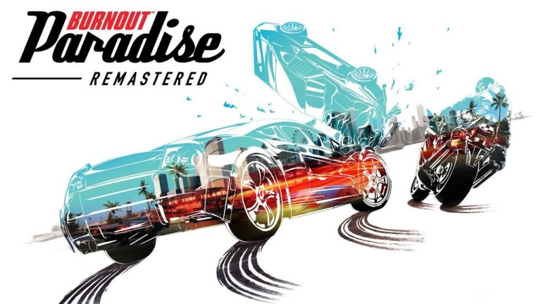 EA is bringing Burnout Paradise Remastered to PS4 and Xbox One in March