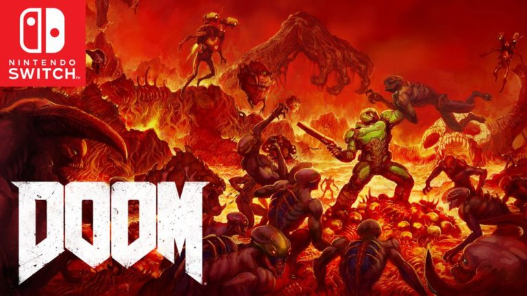 Bethesda announces incoming patch for DOOM on Switch