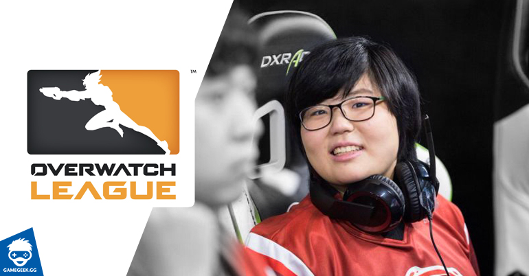 Overwatch League Has Found its First Female Player