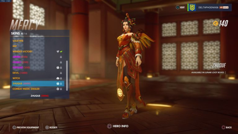'Overwatch' Lunar New Year 2018 Skins Revealed