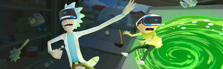 Rick and Morty: Virtual Rick-ality teleports onto PSVR in April