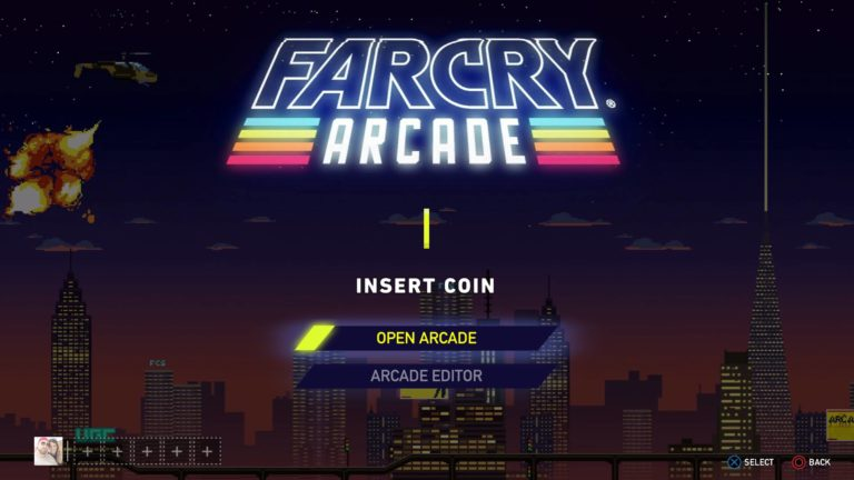 Far Cry 5 What Is Far Cry Arcade Powerup