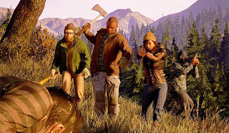 State of Decay 2 sees over one million players in the first two days