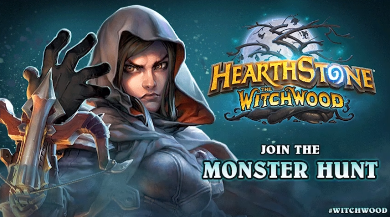 HearthStone – The Witchwood's Monster Hunt is now live, suffering widespread timeout issues