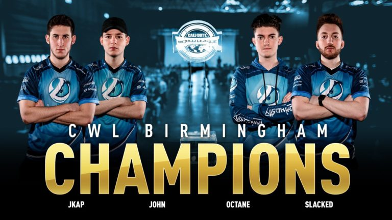 Luminosity wins CWL Birmingham Open