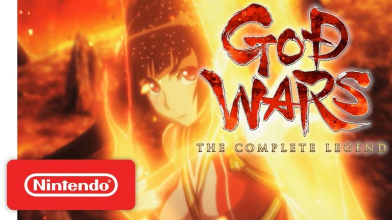 God Wars The Complete Legend rated PG in Australia