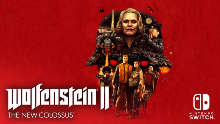 Bethesda announces Wolfenstein 2 will launch for Switch in June