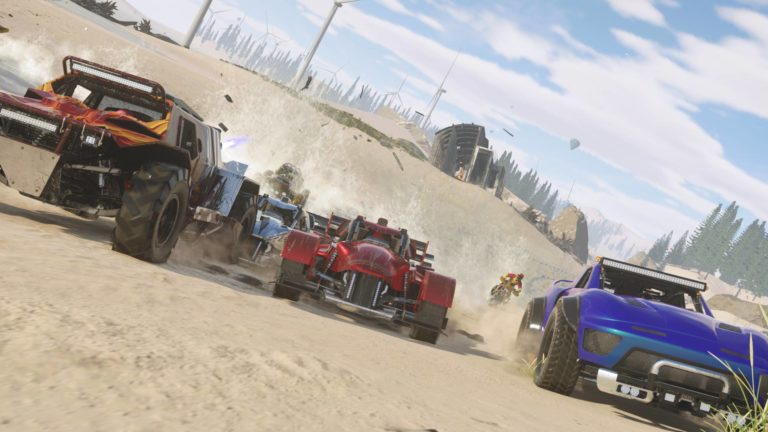 Check out a batch of ONRUSH screenshots