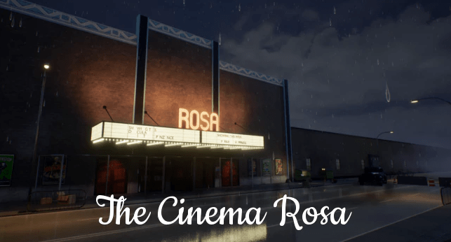 The Cinema Rosa is an Australian made ode to classic cinema