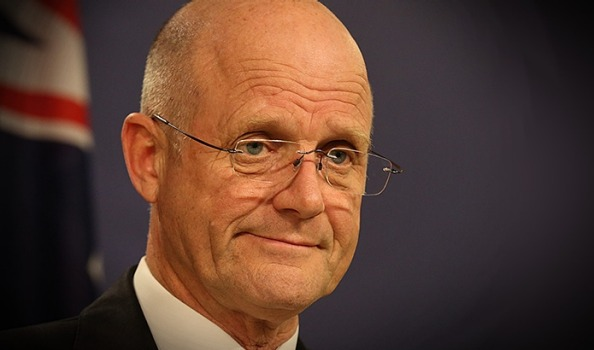 Australia Liberal Democrats Senator David Leyonhjelm wants to stop games being banned