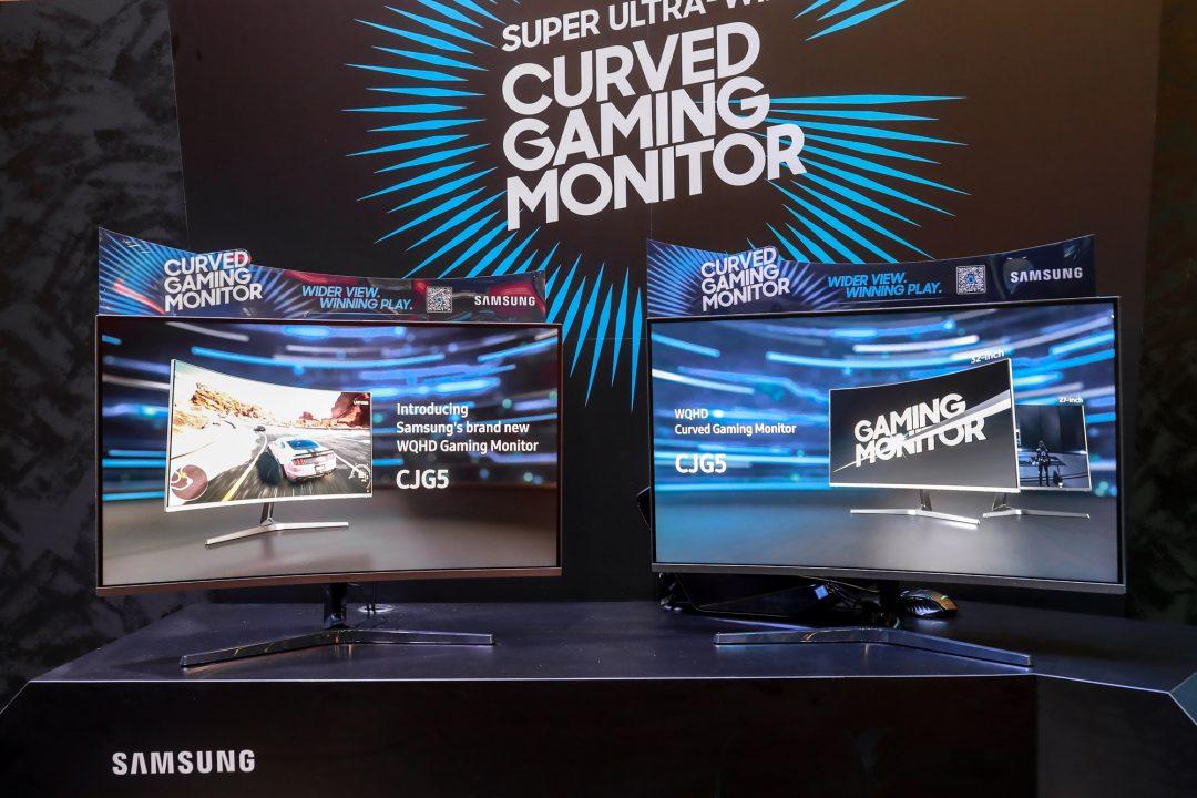 Samsung announces new affordable gaming monitors at Gamescom