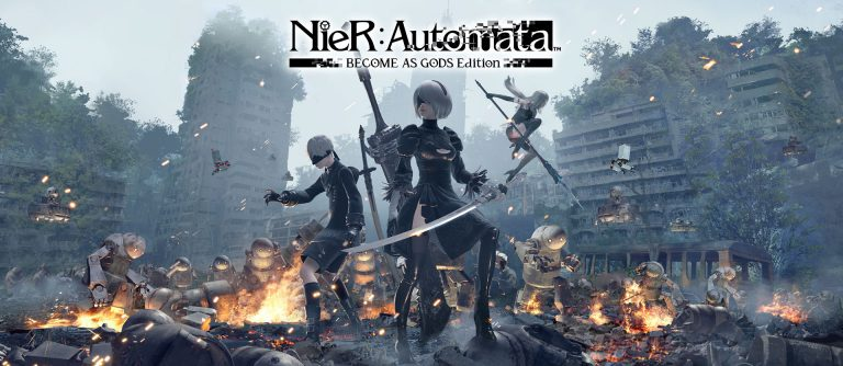 Nier Automata Become as Gods Review – I Think Therefore I Am