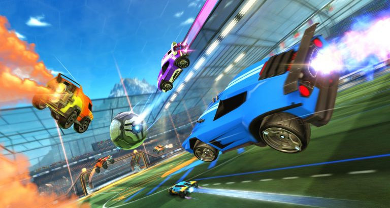 Rocket League Ultimate Edition heads to retail later this month