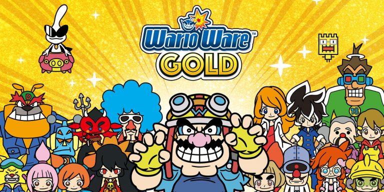 WarioWare Gold Review – Micro Mania