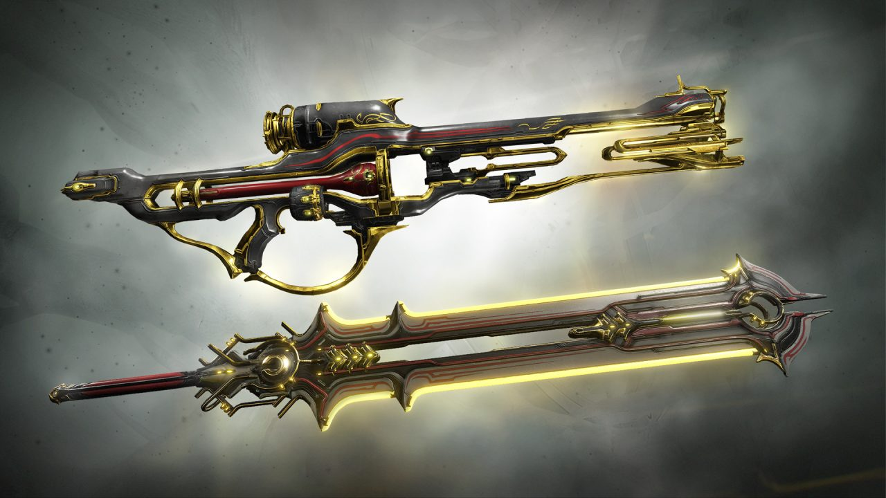 Chroma Warframe Prime Access Now Available PowerUp