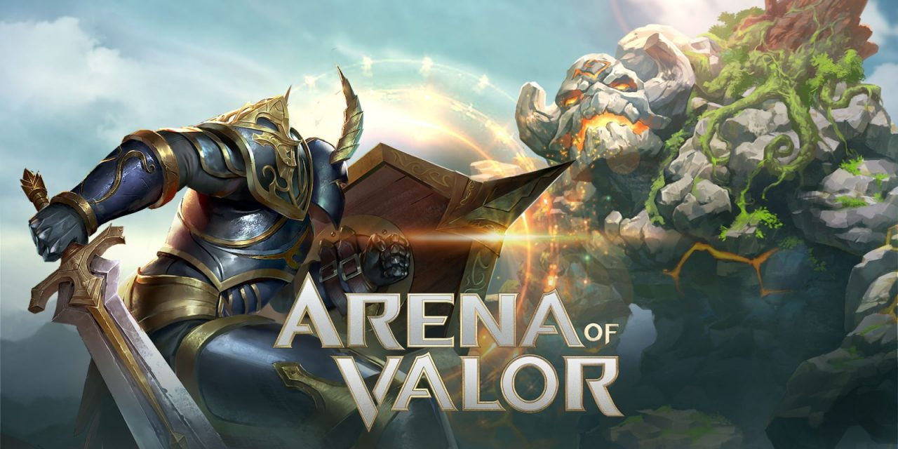 Arena of Valor coming to Nintendo Switch September 25th