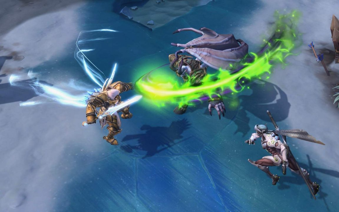 Mal Ganis Now Available On The Heroes Of The Storm Ptr Powerup This section concerns content exclusive to the warcraft universe. heroes of the storm ptr