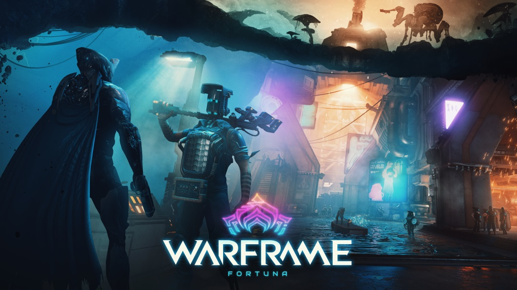 "Warframe's ""Fortuna"" update expected on PC early November"