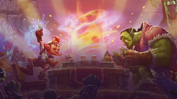 Voting is open for the 2018 Hearthstone Championship Tour Fall Champ, Card Packs Up for Grabs