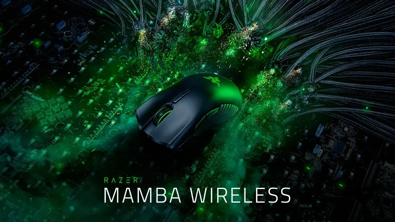 Razer Mamba Wireless Review – Wireless Perfection
