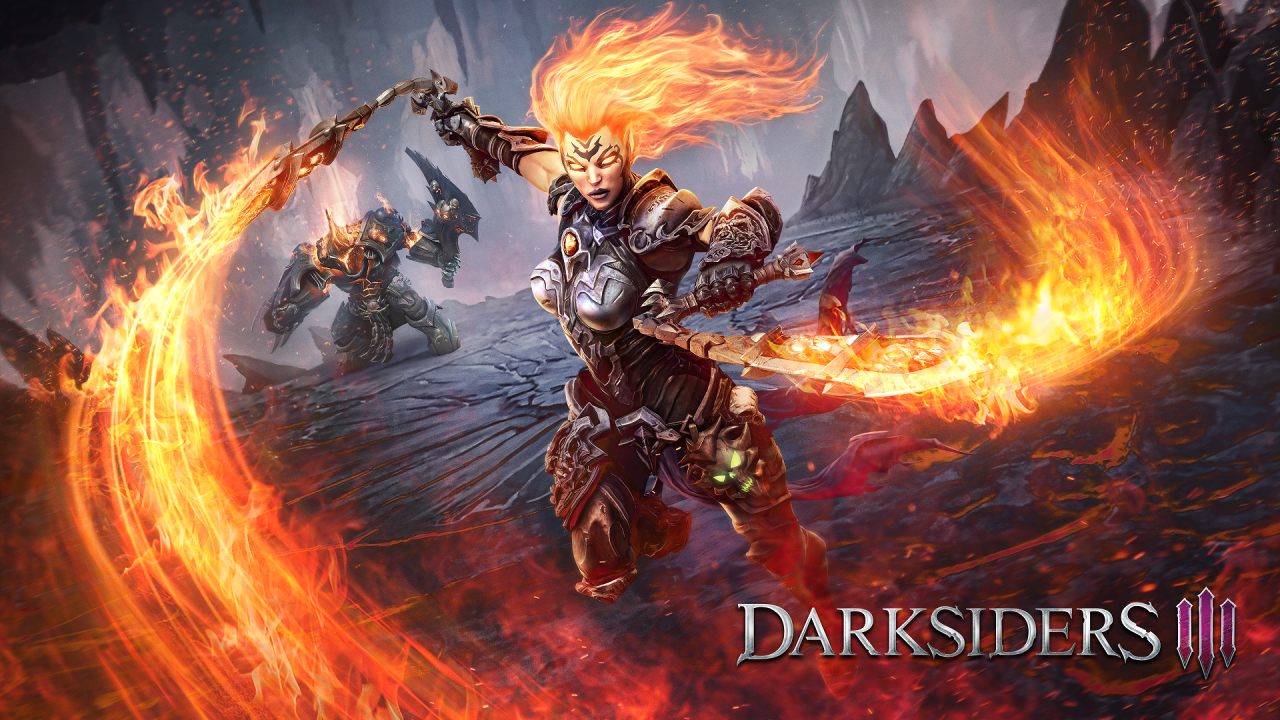 Darksiders 3 Review – Furiously Good