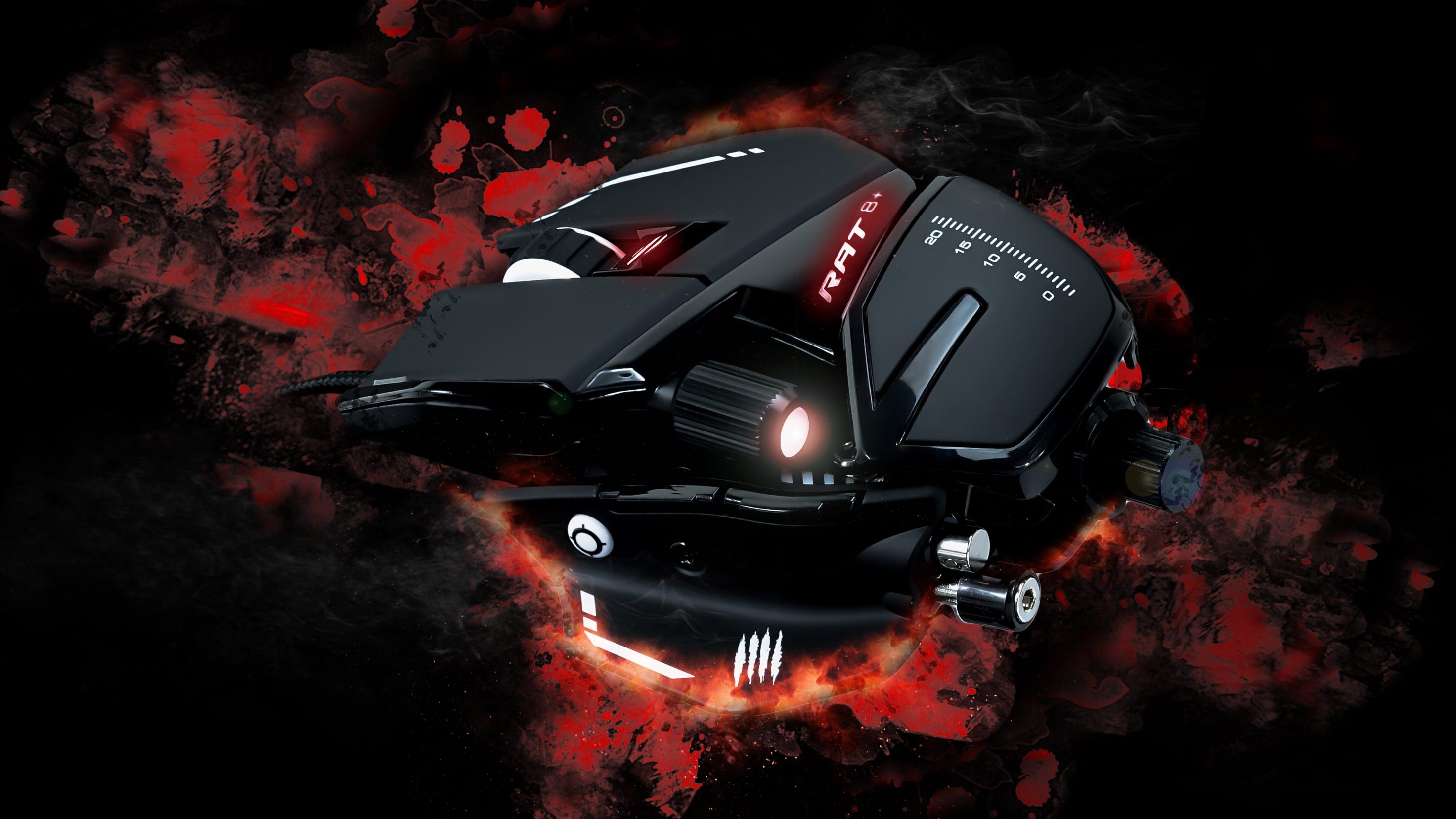MAD CATZ resurrects with a new line of RAT mouses