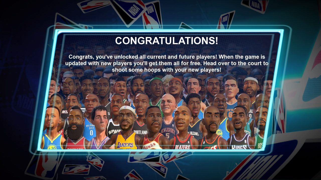 Nba 2k Playgrounds 2 Review: NBA 2K Playgrounds 2 Review - I Believe I Can Fly