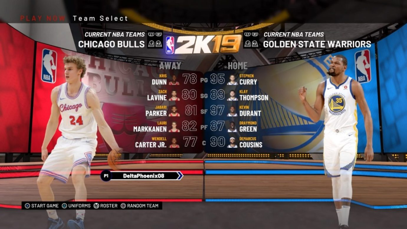 NBA 2K19 Review - Ball is Life   PowerUp!