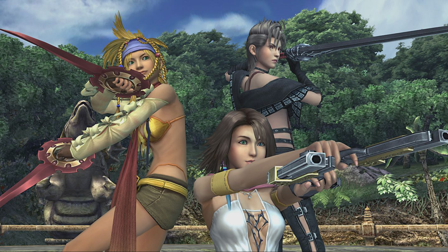 Final Fantasy X, X-2 and XII are coming to Switch and Xbox One