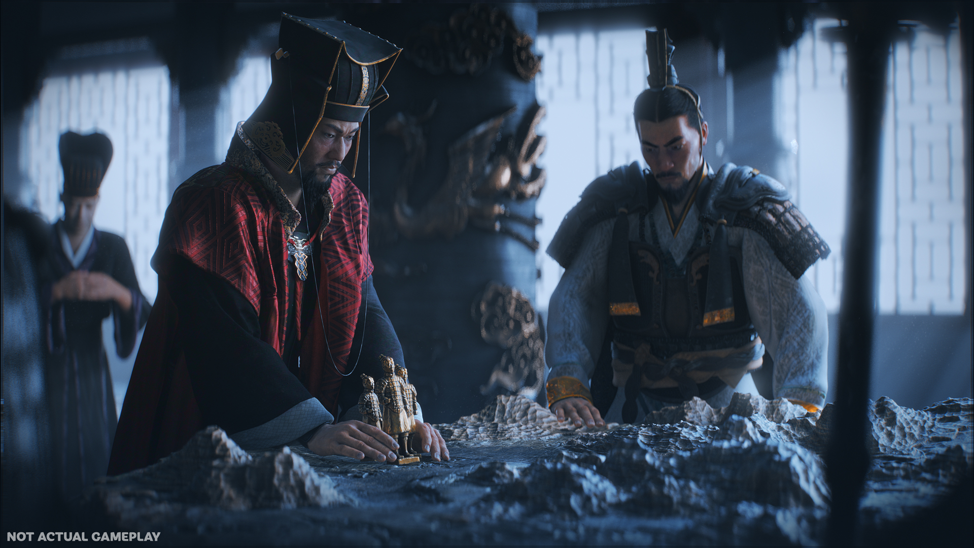 Sabotage and espionage in Total War Three Kingdoms