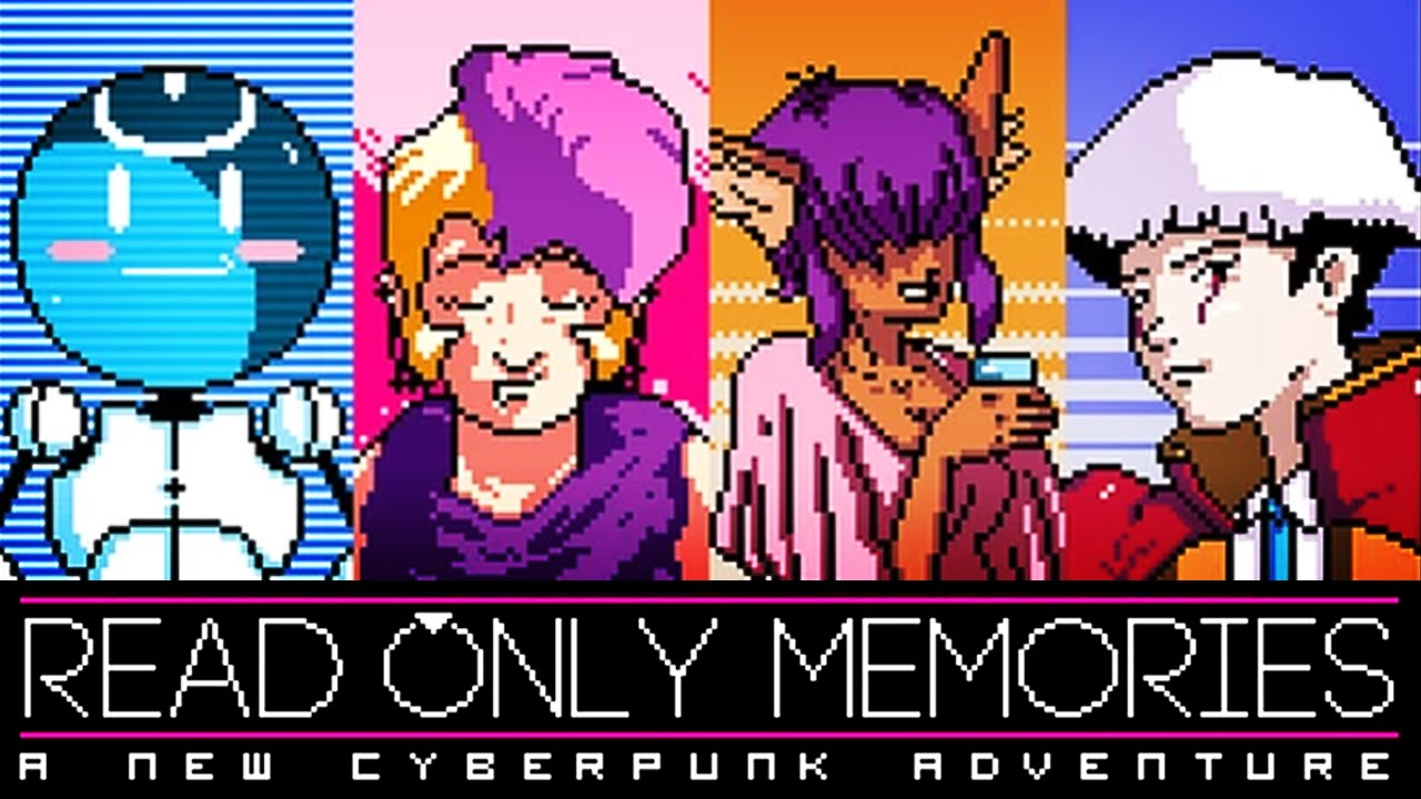 2064 Read Only Memories Review Switch – Who are You?
